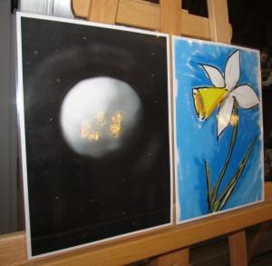 Рисунки с телефон и пръсти може да се видят в Асеновград