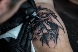 В Лондон се проведе Great British Tattoo Show