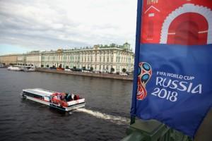 """Русия посреща с """"Добре дошли!"""" на Мондиал 2018"""