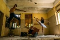 Когато балетът срещне разрухата