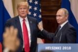 Доналд Тръмп и Владимир Путин - среща в Хелзинки