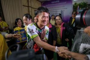 Спасените тайландски деца разказаха за преживяванията си