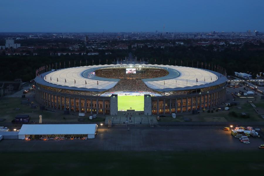 10-те стадиона, които ще приемат мачовете от Евро 2024