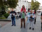 Пловдив изпрати зверски убитата журналистка Виктория Маринова