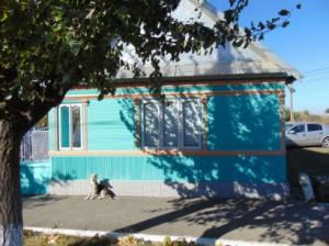 Журиловка - селото на цветните къщи