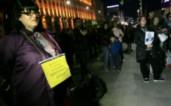 Протестиращите майки хвърлиха монети по МС