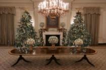 Коледната украса в Белия дом 2018