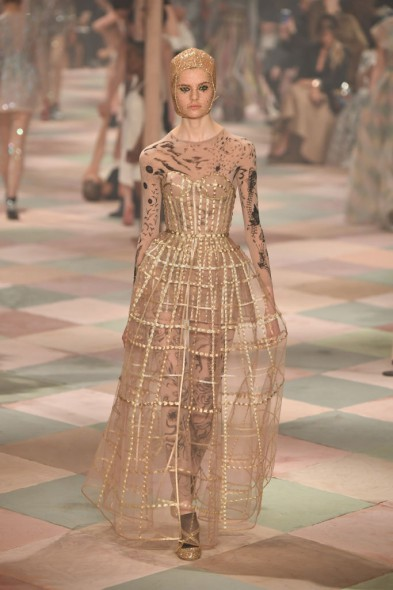 Christian Dior Haute Couture Пролет/Лято 2019