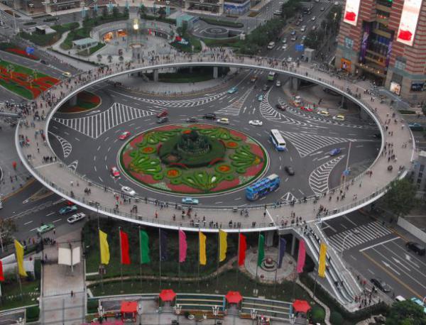 photo of Уникален пешеходен мост в Китай (видео)