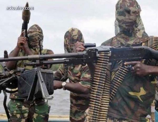 """photo of Десетки нигерийски военни изчезнаха след нападение на """"Боко Харам"""""""