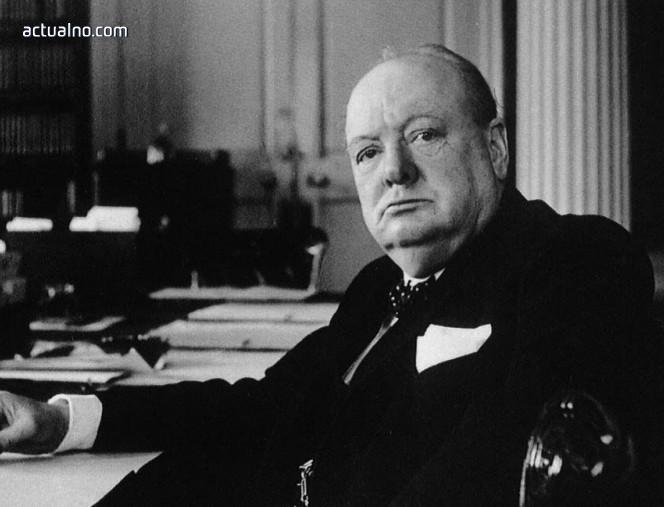photo of Откриха ръкопис на Уинстън  Чърчил на тема има ли извънземен живот
