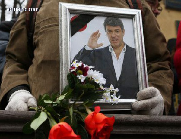 photo of Площадът пред руското посолство във Вашингтон ще носи името на Немцов