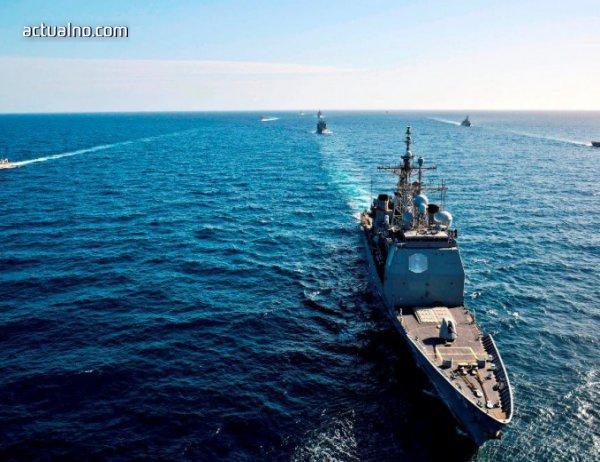 """photo of Открити са телата на изчезналите моряци от американския разрушител """"Фицджералд"""""""