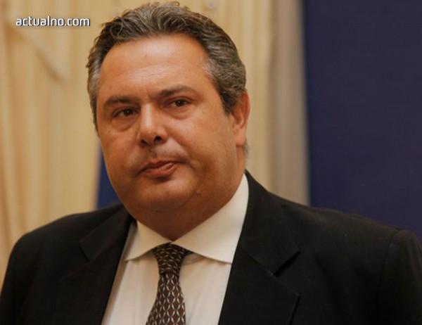 photo of Каменос иска споразумението с Македония да мине на референдум или избори в Гърция