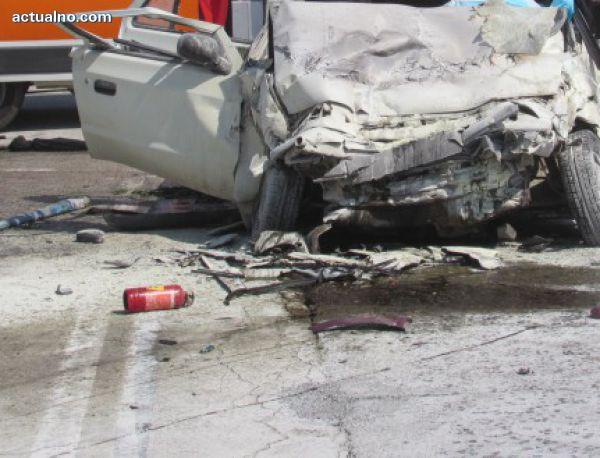 photo of Тежка катастрофа със загинали затвори пътя Варна - Бургас