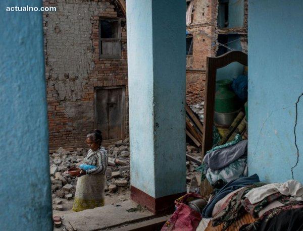 photo of Година след земетресението Непал остава в руини