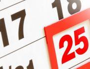 През 2016 г. ще почиваме 4 пъти по 4 последователни дни