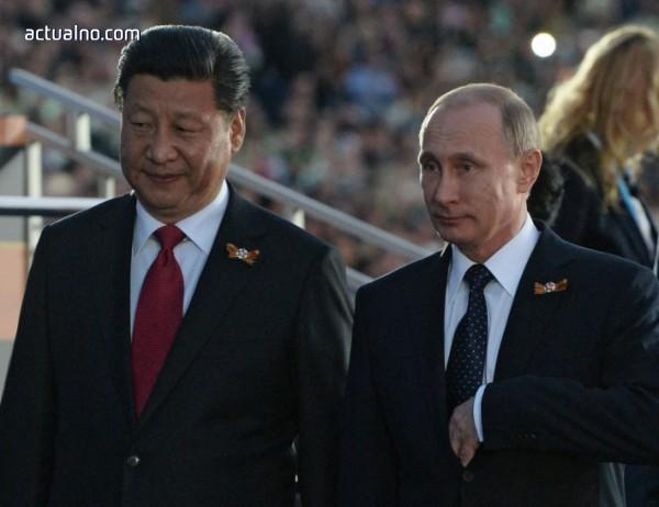 """photo of """"Независимая газета"""": Кой се уплаши от руско-китайския алианс?"""