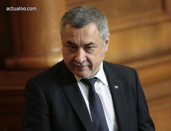 photo of Валери Симеонов подаде сигнал до ВСС срещу съдия заради съмнения, че оказвал натиск