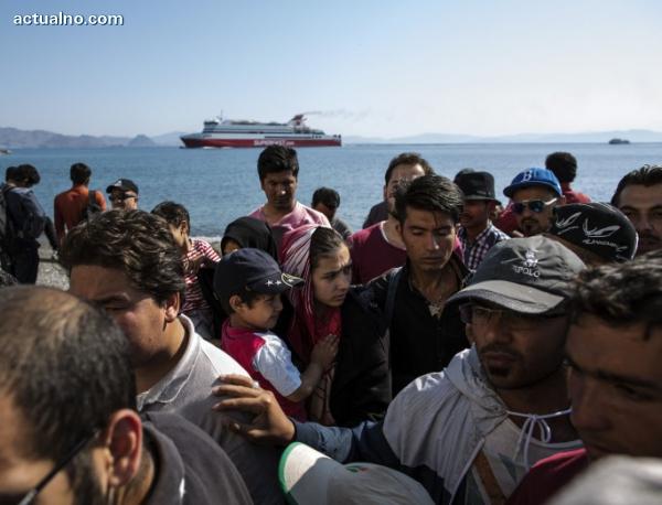 photo of Отмениха 2 курса за депортиране до Турция, мигрантите избягали