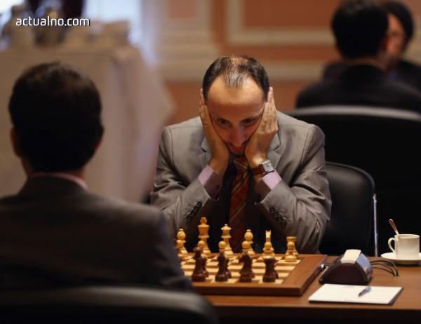 photo of Веселин Топалов победи Гари Каспаров