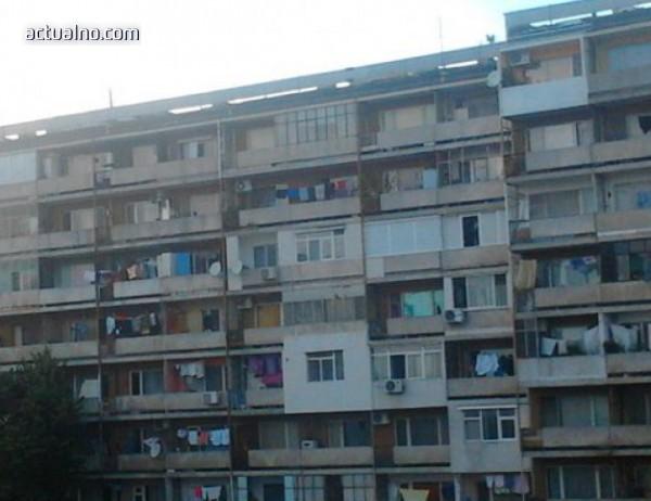 photo of Жена провеси малко дете от балкона на жилище в София