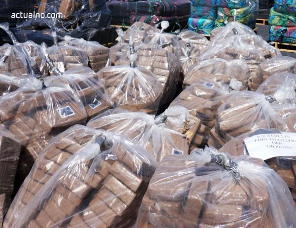 photo of В Испания заловиха половин тон кокаин и задържаха пет души