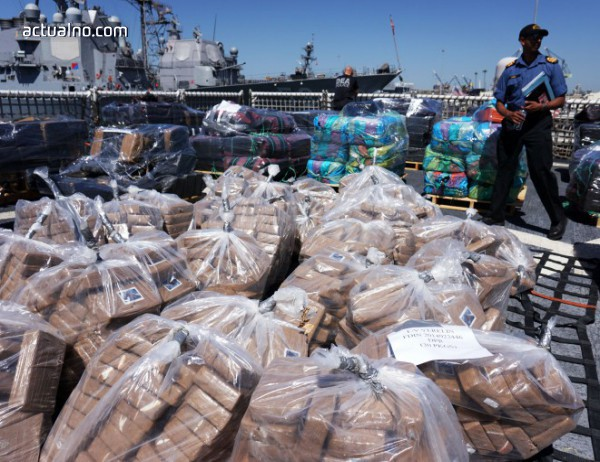 photo of Задържаха над 1 тон кокаин във военна база в Еквадор