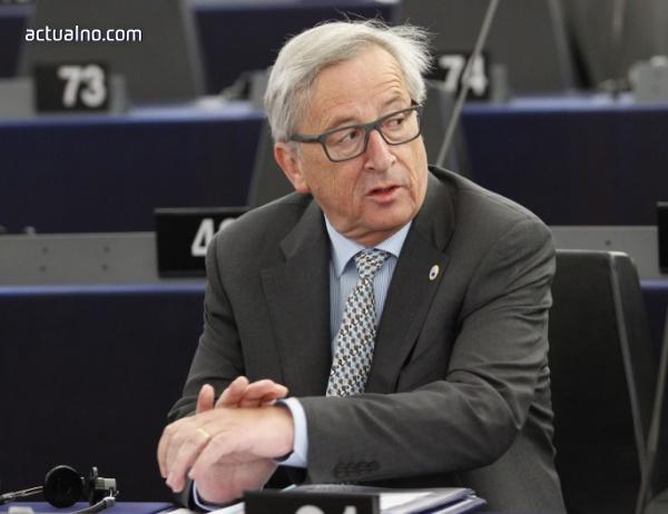 photo of Юнкер очерта пет приоритета за бъдещето на ЕС