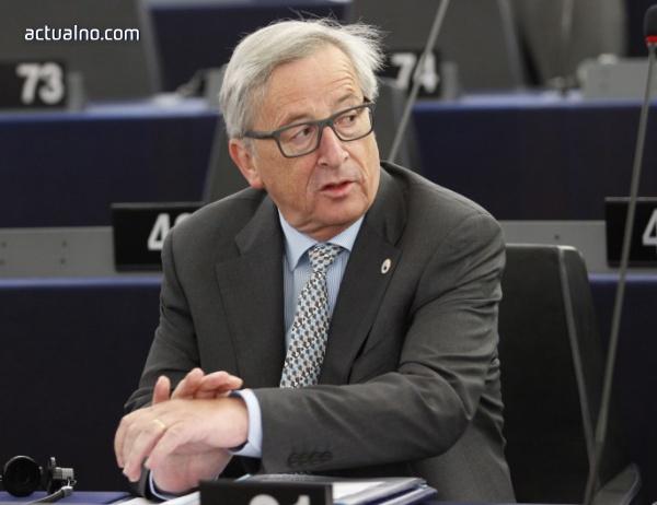 photo of Юнкер: Ще уважа решението на Каталуния, ако избере независимостта