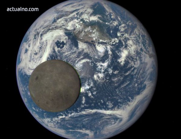 photo of Земята е всъщност 2 планети