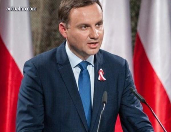 photo of Президентът на Полша: Членството в ЕС прилича на окупация