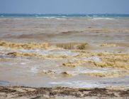 Вижте шокираща СНИМКА от водата на плажа в Лозенец