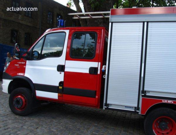 photo of Пожар в новострояща сграда в Пловдив