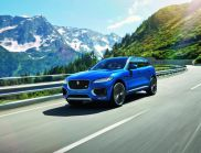 Jaguar F-Pace ще е една от звездите на София Мотор Шоу 2015