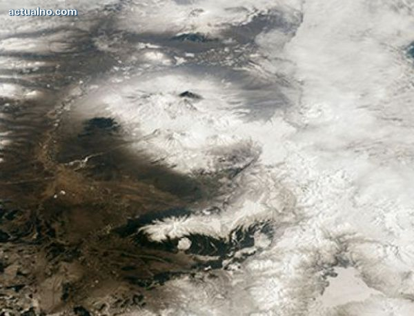 photo of Пепел и сажди от Русия топели ледниците в Гренландия