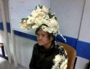 Жена обърка строителна пяна с гел за коса, озова се в болница