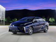Toyota Mirai е иновация на десетилетието