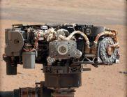 Curiosity проби осма дупка на Марс