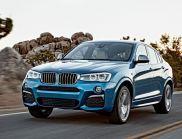 "BMW X4 M40i впряга 360 к.с. от нов 6-цилиндров ""шестак"""