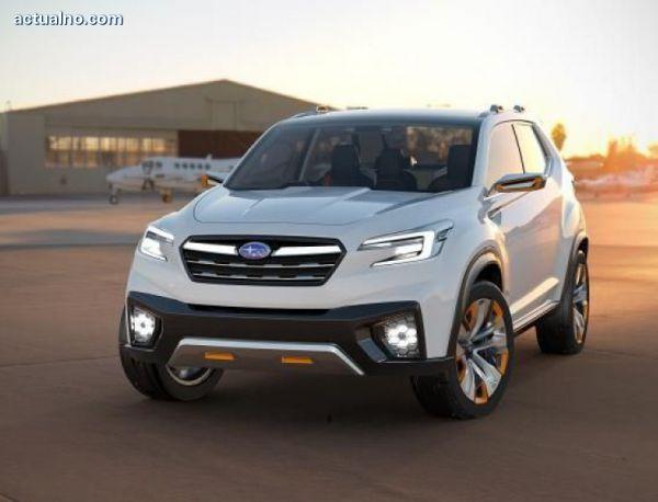 """photo of Subaru VIZIV Future ни """"говори"""" за бъдещия дизайн"""