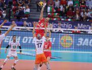 Волейболният четвъртфинал на България ще се излъчва и на видеостена пред