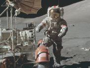 Ентусиаст направи видео за кацането на Луната от архива на