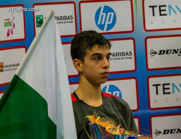 photo of Адриан Андреев достигна до четвъртфинал на Олимпиадата в Буенос Айрес