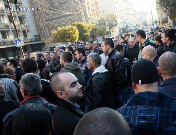 photo of Полицаите протестират на професионалния си празник