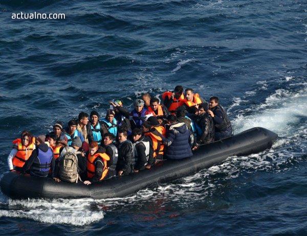 photo of 8000 мигранти са били спасени през празниците в Средиземно море