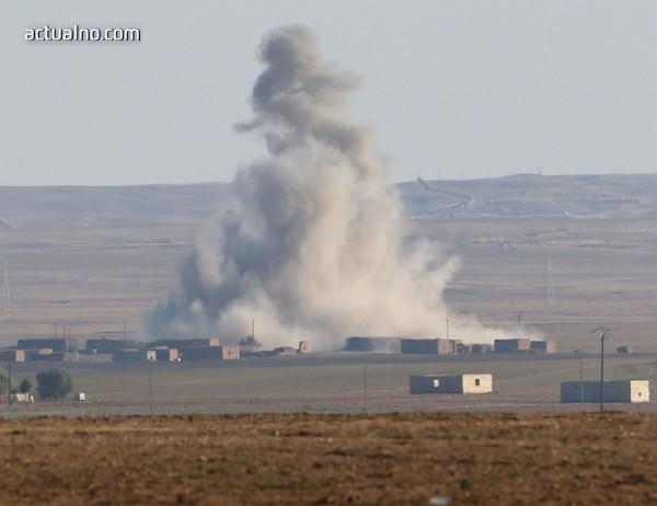 photo of Бомбардировка срещу войници на Асад от страна на САЩ