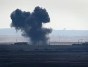 Интензивни руски бомбардировки в Сирия