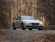 BMW Series 6 Coupe: Рогът на изобилието (тест-драйв)