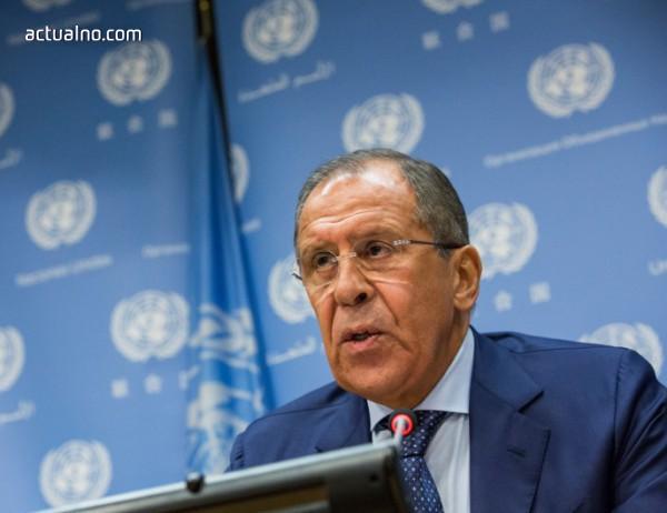 photo of Лавров обвини Запада, че е предприел въздушните удари в Сирия без доказателства